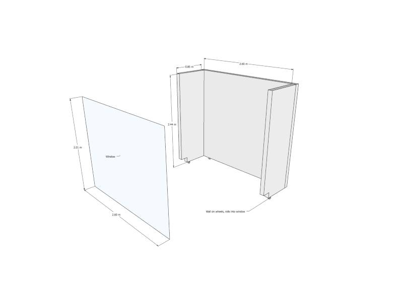 White Box Dimensions