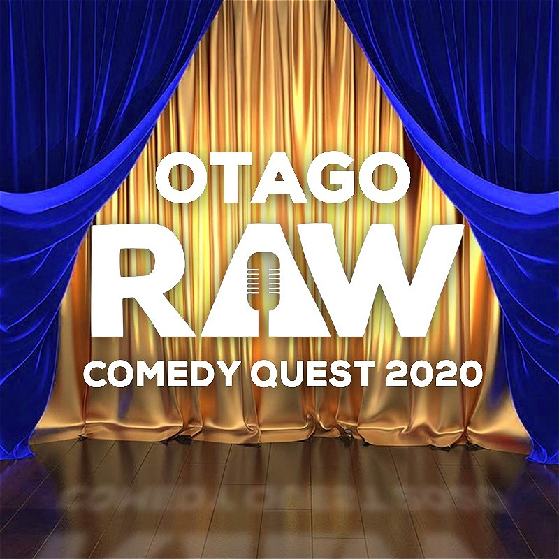 Raw Comedy Quest 2020