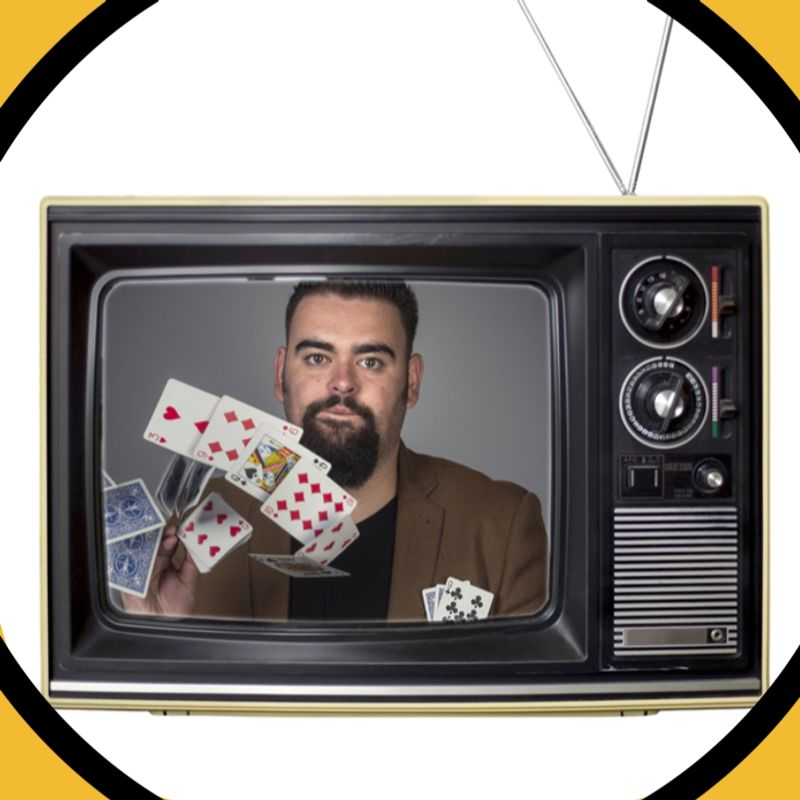 Logan Kitney - Why I'm Not a TV Magician - Late Edition